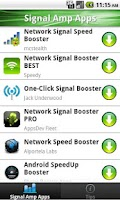 Screenshot of Signal Amp
