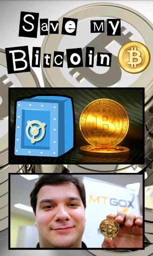Save My Bitcoin