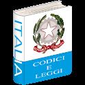 Codici e Leggi Italiane logo