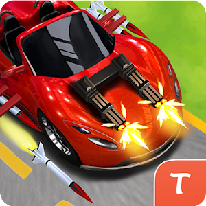 Road Riot Combat Racing -Tango