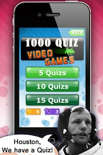 1000 Quiz Videogames- screenshot thumbnail