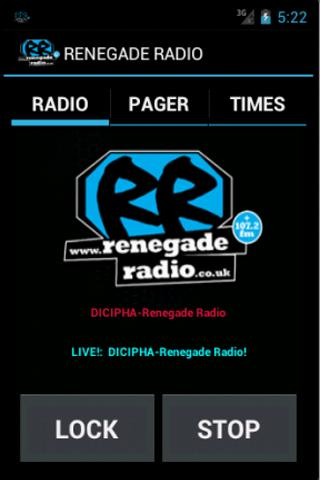 Renegade Radio - screenshot