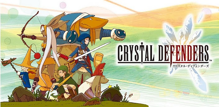Crystal Defenders apk