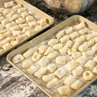How to Make Homemade Potato Gnocchi