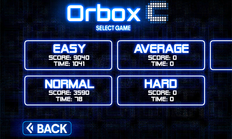 Orbox C - screenshot