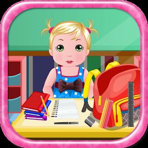 學校嬰兒護理遊戲 休閒 App LOGO-APP試玩