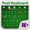 Pool Keyboard Theme icon