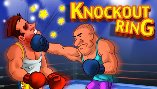 Knockout Ring: Boxing Match
