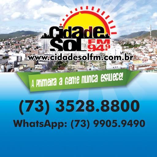 Radio Cidade Sol FM LOGO-APP點子