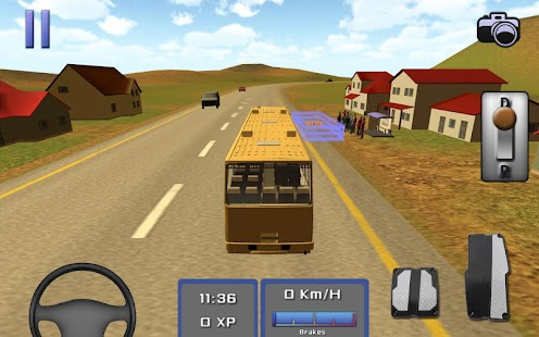 Bus Simulator 3D - screenshot thumbnail