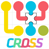 Draw Line: Cross