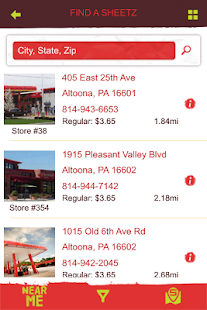 Sheetz®- screenshot thumbnail