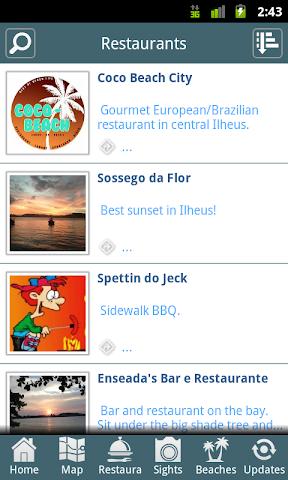 Screenshots for Ilhéus