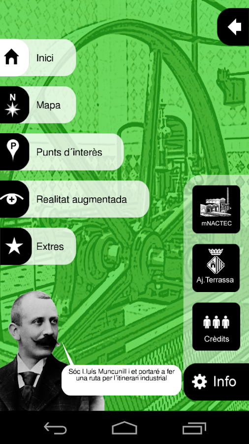 Terrassa +- screenshot