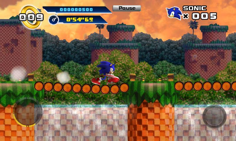 Sonic 4™ Episode I - screenshot