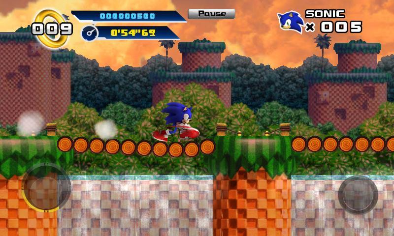 Sonic 4™ Episode I screenshot #3