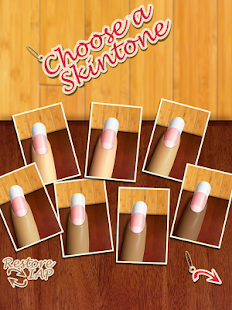 Glow Nails: Manicure Games™- screenshot thumbnail