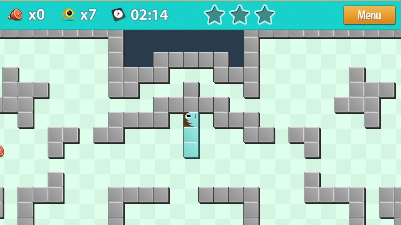 Snake & Snack - screenshot