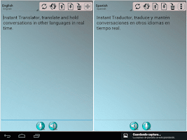 Screenshot of Instant Translator (Translate)