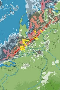 Weer Radar Nederland - screenshot thumbnail