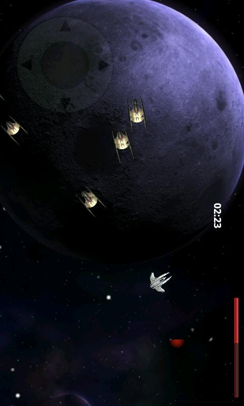 Space Assassin Lite- screenshot