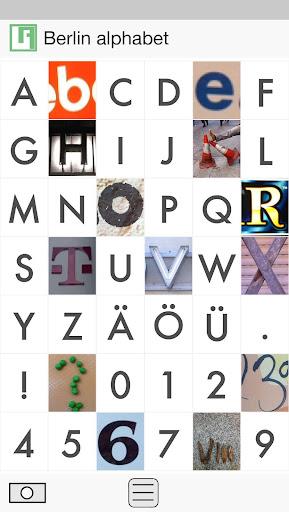Urban Alphabets