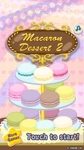 Macaron Dessert 2