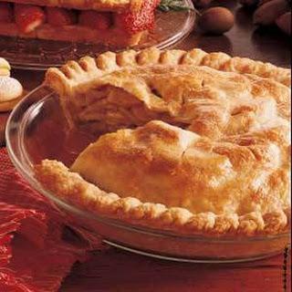 Valerie's Deep Dish Apple Pie