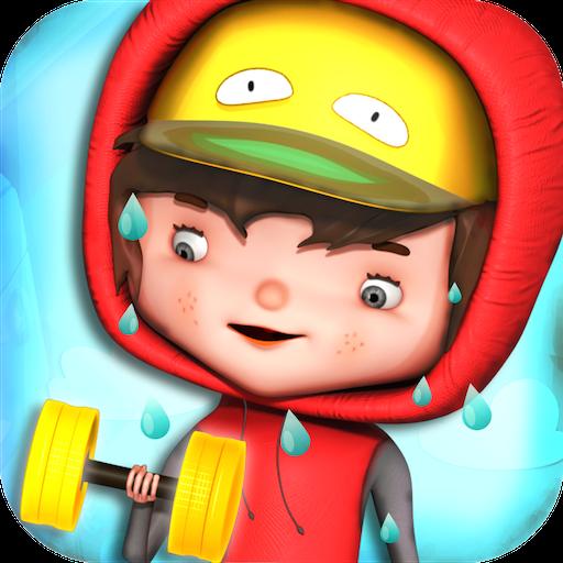 キッズジムドクター - 子供のゲーム 休閒 App LOGO-硬是要APP