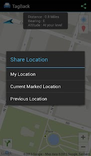 TagBack Locator- screenshot thumbnail