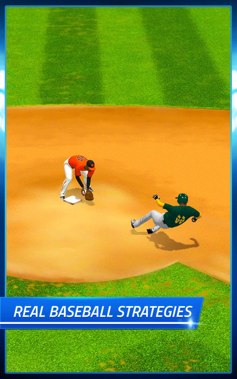 TAP SPORTS BASEBALL screenshot #12