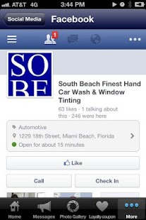 SoBe Finest Hand Car Wash- screenshot thumbnail