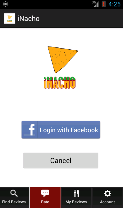 iNacho- screenshot