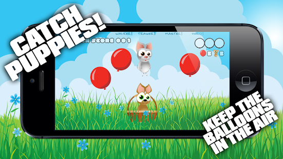 Puppy Drop FREE- screenshot thumbnail