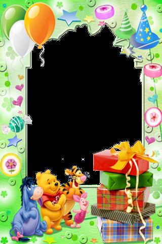 กรอบรูปวันเกิด - screenshot
