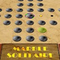 Marble Solitaire Puzzles logo