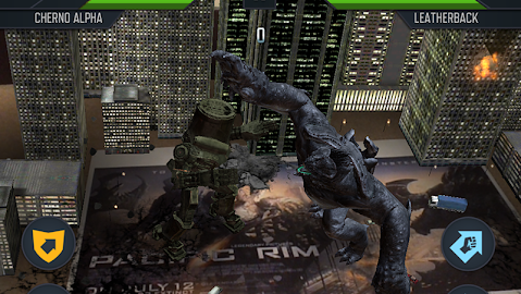 PACIFIC RIM: KAIJU BATTLE Screenshot 4