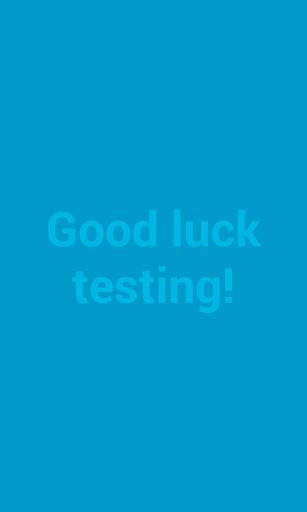 Test app 50