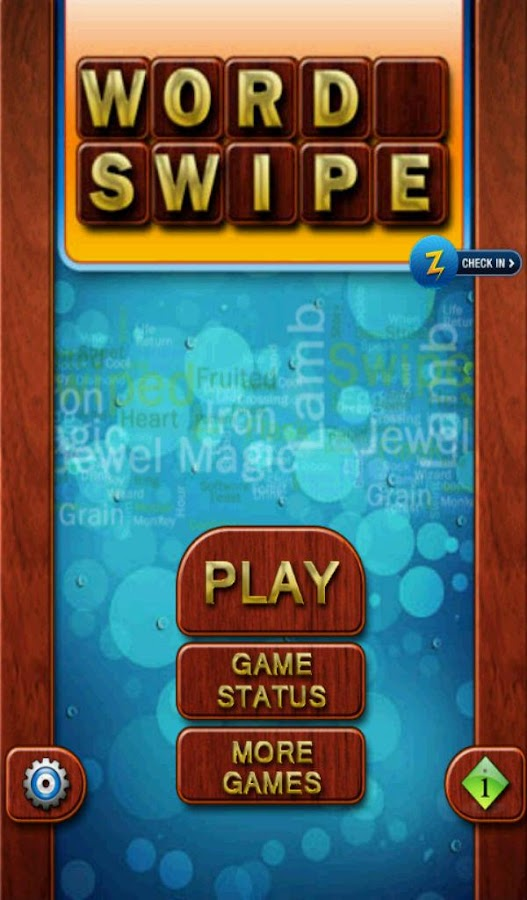 Word Swipe : Word Search- screenshot