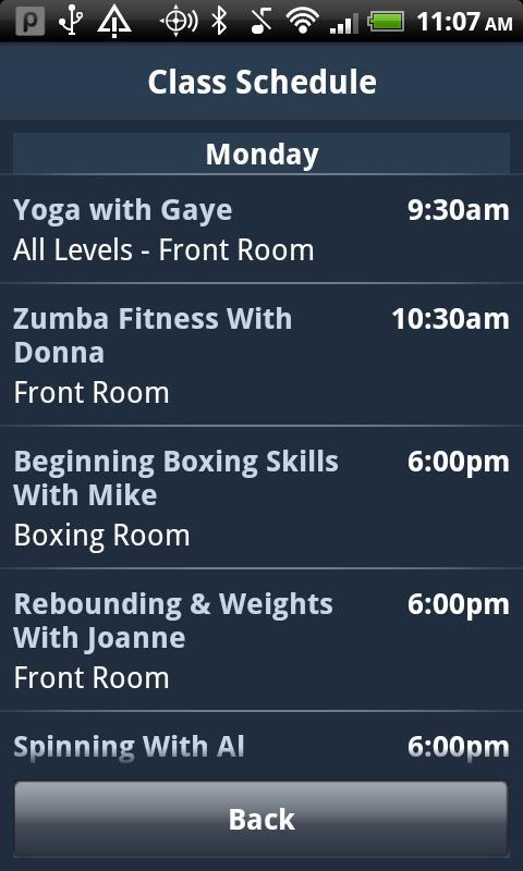 Fitnessworks Philadelphia- screenshot