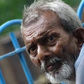 by Sumanta Thakur - People Portraits of Men