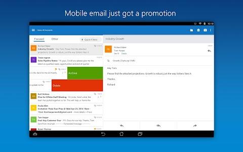 Microsoft Outlook v1.2.8