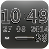 Digi Clock Widget Platinum APK Icon