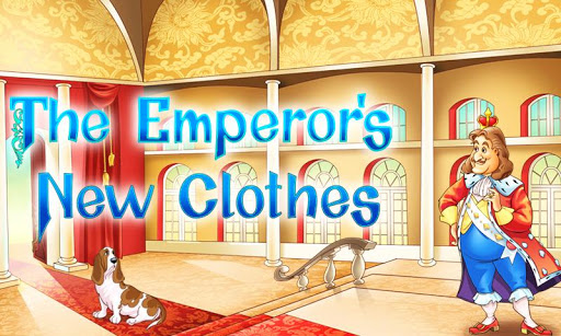 【免費書籍App】The Emperor New Clothes-APP點子
