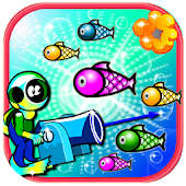 Underwater Fish Hunt
