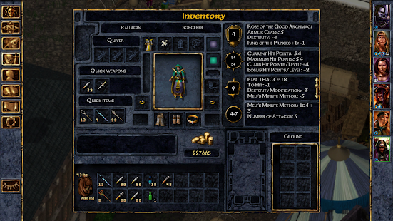 Baldur's Gate Enhanced Edition Screenshot 46