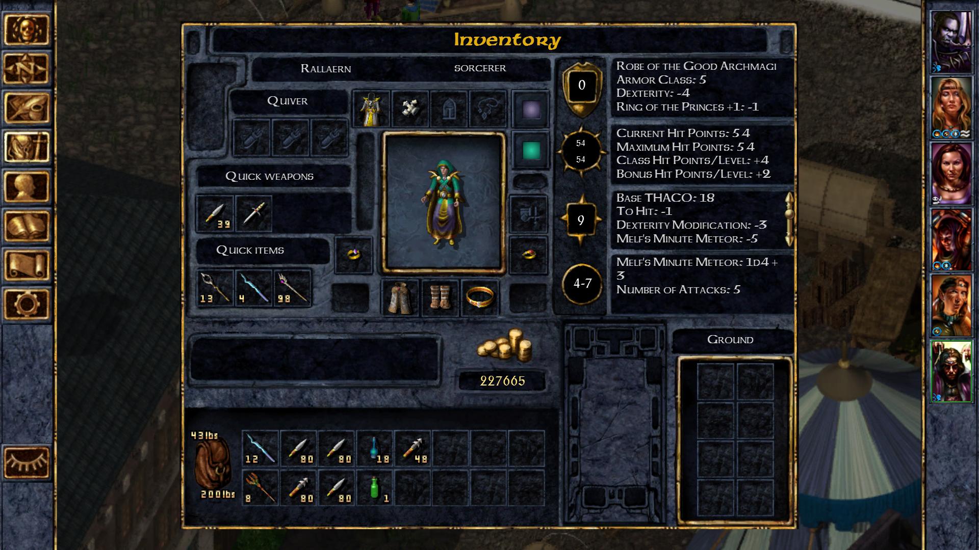 Baldur's Gate Enhanced Edition screenshot #6