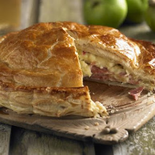 Ham And Apple Pie