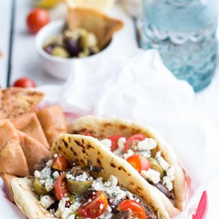 Easy Traditional Greek Gyros..