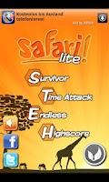 Screenshot of Safari! lite